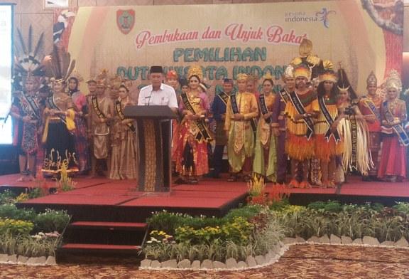 Pemilihan Duta Wisata Indonesia Resmi Dibuka