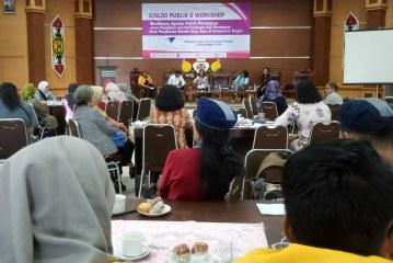 Dialog Kampanye Anti Kekerasan Terhadap Perempuan