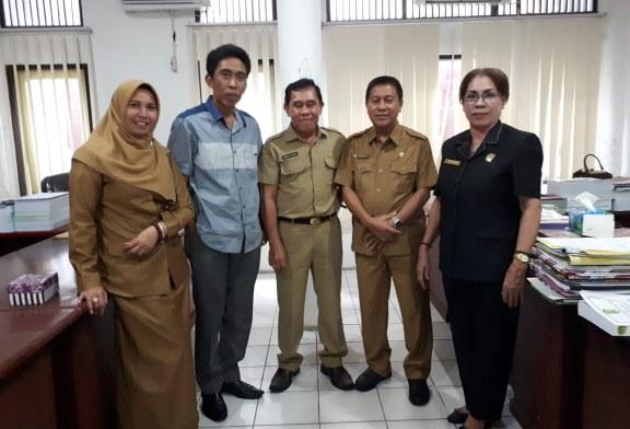 Komisi C DPRD Kota Laksanakan RDP dengan Pemko