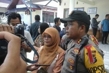 Kecamatan Pahandut Tunda Penghitungan Surat Suara Pemilu