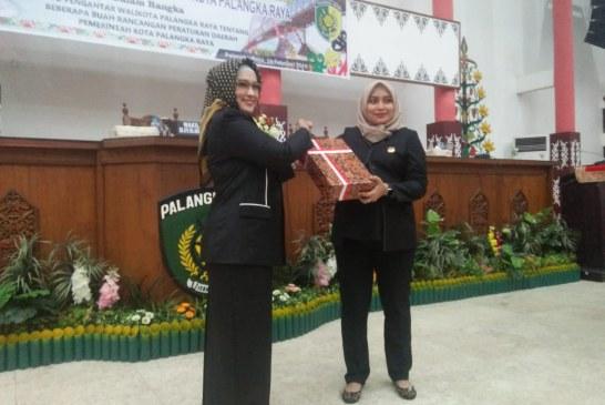 DPRD Kota Apresiasi Pemko Pertahankan WTP