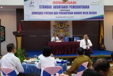 Tingkatkan Penyusunan Laporan Keuangan Daerah Lewat Sosialisasi