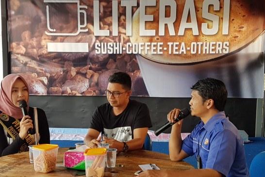 Talkshow Kalteng Bicara Baik, Bijak Bermedsos Bersama Diskominfo Prov. Kalteng