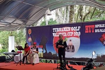 Golf Walikota Cup 2019