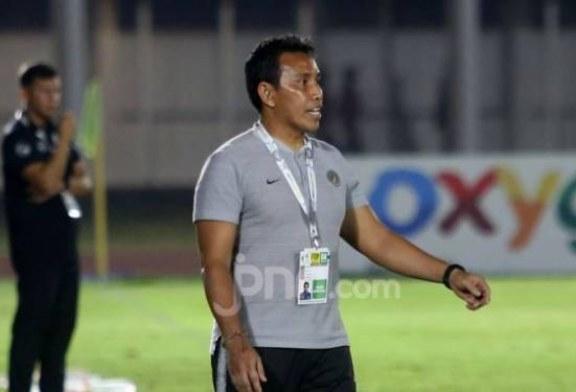 Isyarat Bima Sakti Jelang Timnas U-16 Indonesia vs Brunei