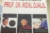 Rizal Djalil: Banyak Orang Bertanya, Mengapa Peluncuran Buku di DPR?
