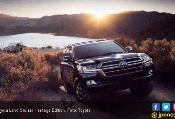 Toyota Land Cruiser Tembus Angka Penjualan Global di 10 Juta Unit