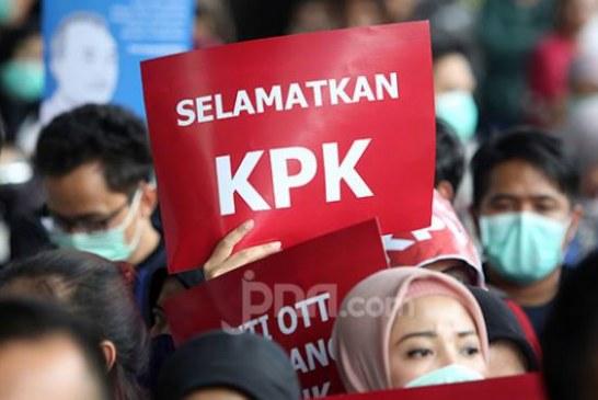 Demi KPK, Waketum Gerindra Ajak Rakyat Kepung DPR dan Istana
