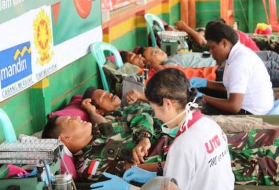 Prajurit TNI di Perbatasan: Setetes Darahmu Selamatkan Sejuta Jiwa