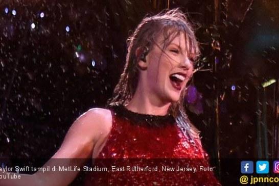 Taylor Swift Bakal Gelar Tur Dunia Tahun Depan