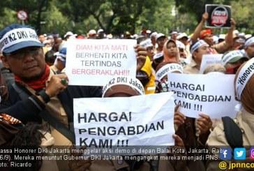 Putus Asa, Makin Banyak Honorer K2 Tak Berharap Jadi Abdi Negara