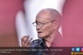 Buya Syafii Sampaikan Kriteria Calon Menteri ke Jokowi
