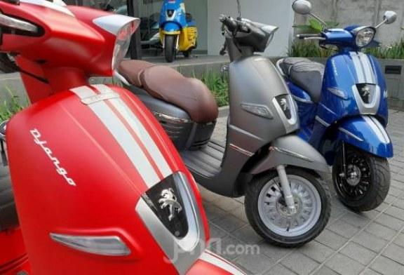 Peugeot Motocycle Siap Bawa Mobil Listrik ke Indonesia, Tetapi