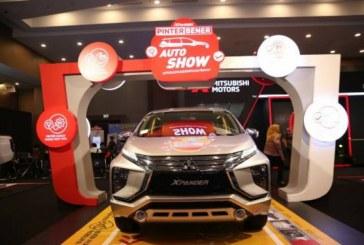 Di GIIAS 2019 Medan, Mitsubishi Pasang Target Penjualan 260 Unit