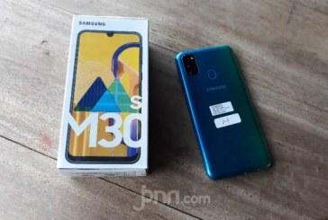 Samsung Galaxy M30s Digeber Selama 3 Jam Tanpa Henti, Begini Hasilnya