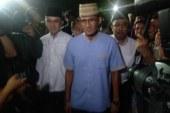 Pimpinan MPR Kunjungi Sandiaga Uno
