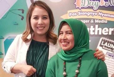 Cerita Tya Ariesta Merawat Ibunda yang Menderita Kanker Otak