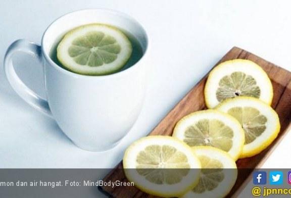 5 Manfaat minum air lemon untuk kesehatan