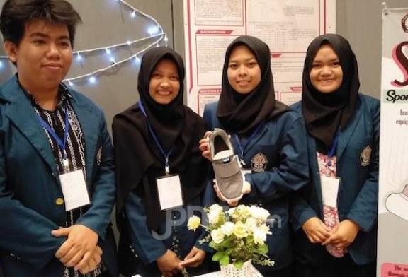 Indonesia Inventors Day: Ada Sepatu Khusus Diagnosis Gula Darah tanpa Sayatan