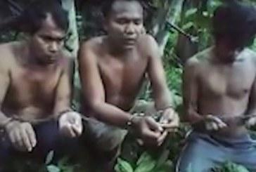 Filipina Serahkan Dua WNI yang Sempat Ditawan Abu Sayyaf ke Kedubes RI