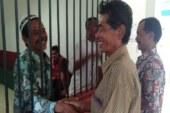 Di Tahanan, Terdakwa Pembakar Lahan Mengaku Gemetaran