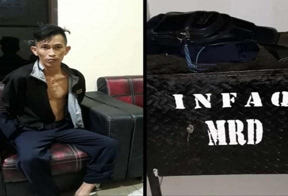 Gara-gara Ini, Pencuri Kotak Amal Berhasil Diringkus Keamanan Masjid