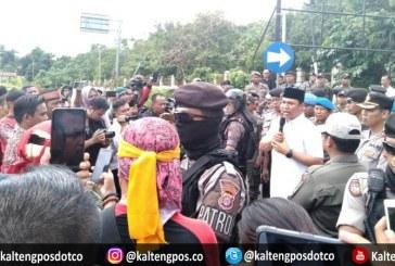 Masa Desak Hentikan Aktivitas PT SML di Kinipan dan Batu Tambun, Ini Tanggapan Bupati Lamandau