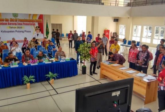 Kick Off, Tujuh PD Tandatangani Kontrak