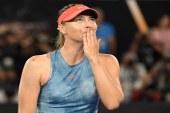 Masha : Tenis, Aku Pamit