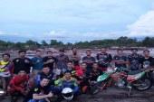 """Hindari Bali, Gabungan Croser Bangun Sirkuit Motor Trail """"Cinta Kalteng"""""""