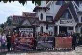 Batamad, Gerdayak, dan Pemuda Pancasila Kapuas Buat Deklarasi Pilkada Damai