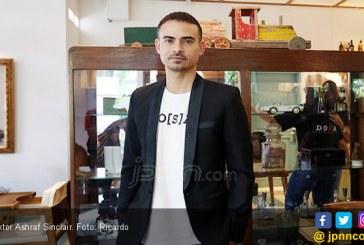 Ashraf Sinclair Kerap Tawarkan Tebengan untuk Artis Senior