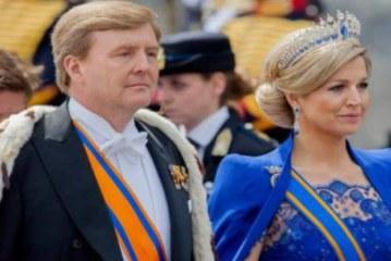 Maret, Raja dan Ratu Belanda Kunjungi Kalteng