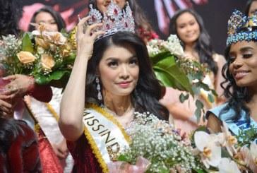 Selamat, Carla Yules Terpilih Jadi Miss Indonesia 2020