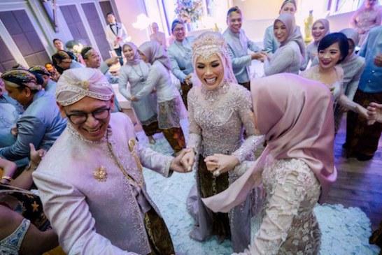 Waduh, Demam TikTok Sudah Menjangkit di Pesta Pernikahan