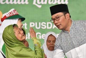 Soal Hasil Survei Indo Barometer, Ridwan Kamil: Saya Syukuri Saja