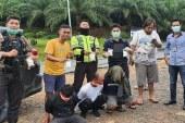 Penumpang Travel dari Kalbar Bawa Setengah Kilo Sabu