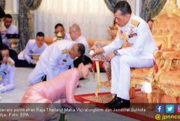 Berlibur dengan 20 Selir ke Jerman, Raja Thailand Dicibir Rakyatnya