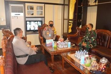 TNI-Polri Tingkatkan Sinergisitas dan Soliditas