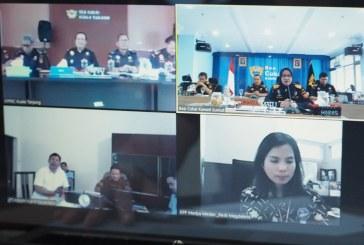 Bea Cukai Sumatera Utara Terbitkan Izin Kawasan Berikat Lewat Konferensi Video