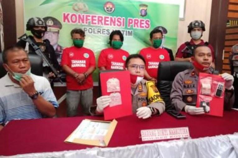 Oknum Anggota DPRD Seruyan Pelanggan Sabu